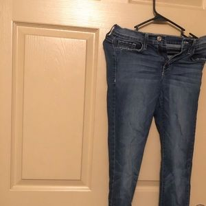 Skinny jeans from Buckle